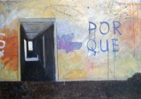 Por Que, Acrylic on Canvas, 60 x 80 cms, £500